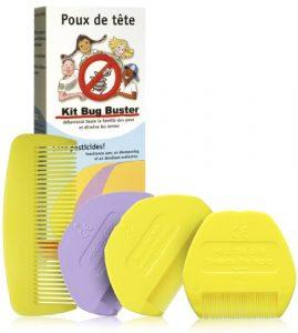 ADIEU LES POUX Kit Anti-Poux –