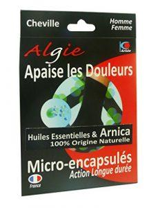 ALGIE CHEVILLE «APAISE LES DOULEURS» MICRO-ENCAPSULES