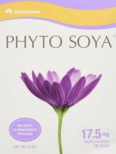 Arkopharma Phyto Soya 180 Gélules 17,5 mg Grand Modèle