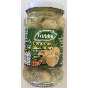 Artichauts de Capricho de Frubbo 20/30