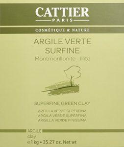 Cattier – Argile verte surfine – 1kg