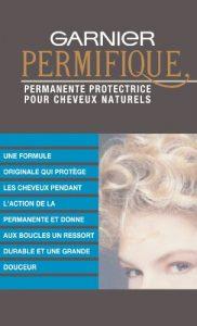 Garnier – Permifique – Permanente – Protectrice pour cheveux naturels