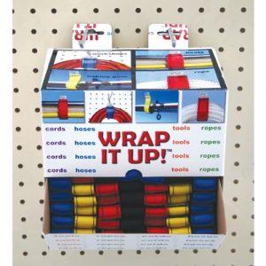 Kwik Tek WR-12100 Wrap It Up! 100 Par affichage couleurs assorties