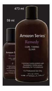 lissage remedy curl taming elixir 473ml