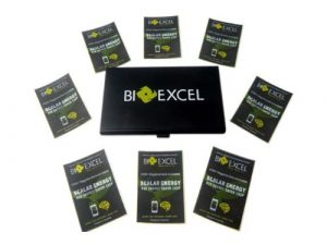 Lot de 5000Bioexcel EMR Shield/antiradiation Stickers en Raw (sans emballage)