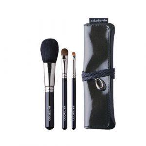 Makeup Brushes Sets – Basic Selection Brush Set 3 pcs HAKUHODO by HAKUHODO