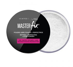 Maybelline New York Poudre Master Fix 01 Transparent