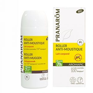 Pranarôm Aromapic Roller Anti-Moustique Bio Eco