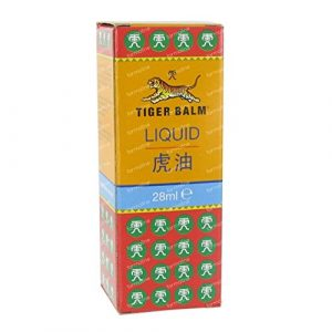 Tiger Balm Lotion Massage 28 ml