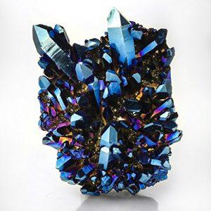 Astro Gallery Of Gems Cobalt Aura à Quartz