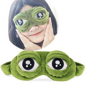 Christoopher Masque pour Les Yeux Dormant imprimé en 3D