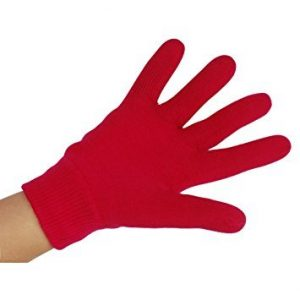emilystores Green Moist urize Soften Repair Cracked Skin Treatment Gel hydratant jojoba Oil Vitamine E Spa Gloves 1Pair
