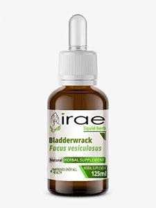 Fucus vésiculeux Fucus vesiculosus 1:2 25% Alc Herb liquide 250ml