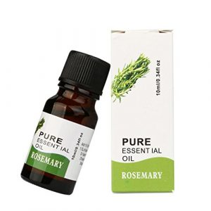 Huile essentielle Bio de 10ml, 100% pure de qualité thérapeutique d'aromathérapie