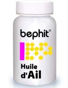 HUILE VÉGÉTALE D'AIL MACÉRÉ BEPHIT- 110 perles de 665 mg