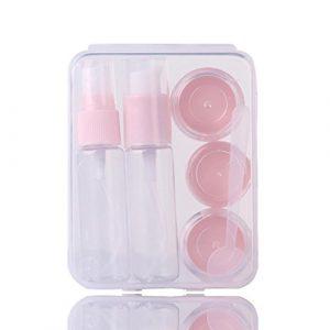 Mml vide Spray flacons Plastique de voyage portable Emballage Bouteille Bouteille de pression écologique Flacon pulvérisateur