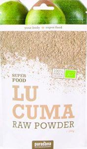 Purasana – Poudre De Lucuma Lucuma Powder Bio-Be-02 – 200 G