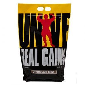 Real gains – 4808 g – Cookies – Universal nutrition