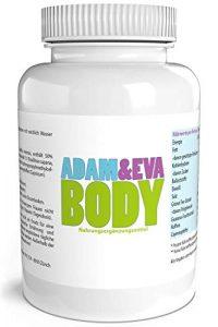 ADAM&EVA Body| Thé vert, guaraná & piment de Cayenne| Vegan