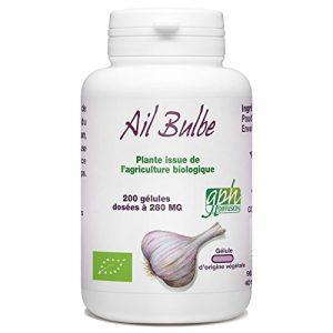 Ail Bio – 280mg – 200 gélules végétales