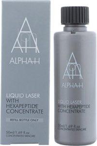 Alpha-H Liquid Laser Hexapeptide concentré recharge 50ml femelle Soins de la peau pour elle