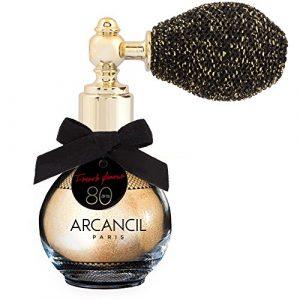 Arcancil 1321T080 Parisian Spray 080 Gold 80 Ans Paillette