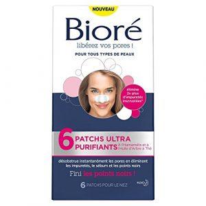 BIORÉ Pack de 6 Patchs Ultra Purifiants – Lot de 2