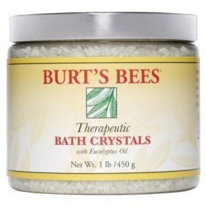 Burts Bees bain thérapeutique Cristaux £ 1 (pack de 3)