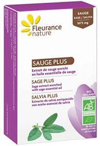 FLEURANCE NATURE Complément Alimentaire Sauge Plus Bio