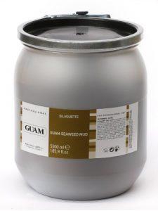 Guam algues Fango classique Formule Seau de 7kg pour une, Belle et une peau saine