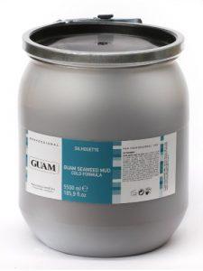 Guam algues Fango kühlende Formule 7kg boîte pour balai reisern et troubles veineux pour une saine, Belle et une peau
