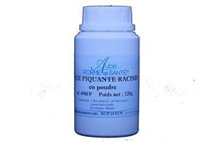 Ortie racines en poudre en pot PEHD inviolable de 120 grammes