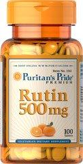 Rutin 500 mg 100 Comprimes