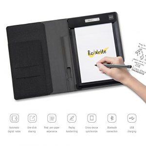 Smart tablette électronique USB tablette écriture de la tablette peut se connecter téléphone mobile ipad écriture synchrone téléphone mobile ipad (noir)