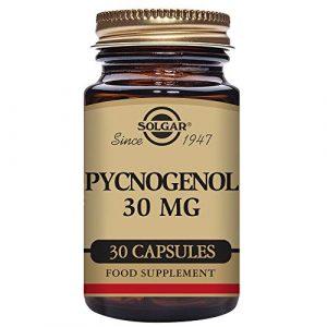 Solgar Pycnogenol 30 mg 30 Gélules Végétales
