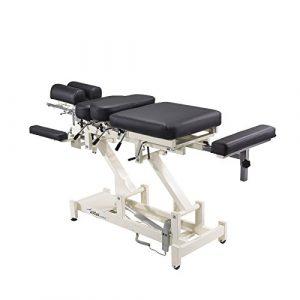 Table Chiropratique Electrique – Kinésithérapie – Addax Médical