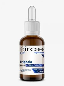 Triphala 1:1 sans alcool aux herbes liquide 250ml
