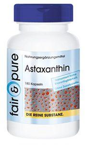 Astaxanthine Beadlets microencapsulées – 180 gélules – sans additifs