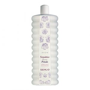 Avon Bubble Bath 500ml Pétales de Rose Sensibles