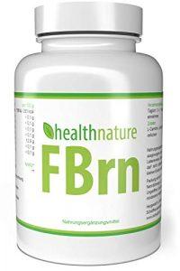 healthnature FBrn| Concentré de L-carnitine | Vegan et sans additif