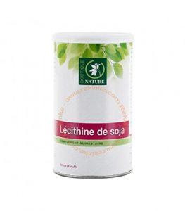 Lécithine de Soja granulés – 200 g – Cholestérol