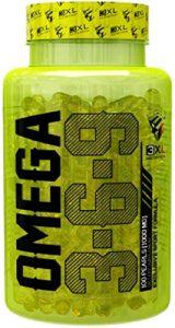 Oméga 3-6-9 – 3XL Nutrition