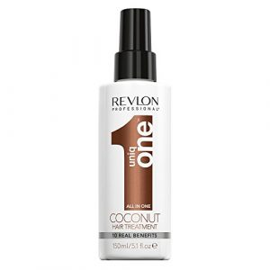 REVLON PROFESSIONAL – UNIQONE – Traitement des Cheveux de Noix de Coco – 150 ml