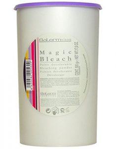 Salerm Cosmetics Magic Bleach Flacon de poudre décolorante pour cheveux 100g