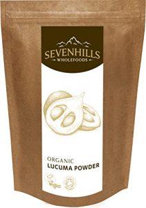 Sevenhills Wholefoods Poudre De Lucuma Bio 300g