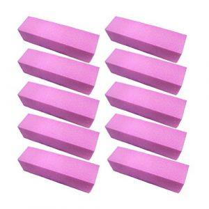 Vernis nail art Shiner polissage ponçage fichiers bloc tampon Pro Outil