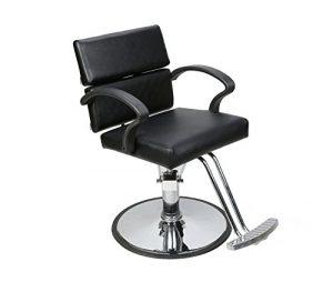 Barberpub Fauteuil Télécommande Coiffure Coiffeur Création Fauteuil de coiffeur hydraulique Chaise