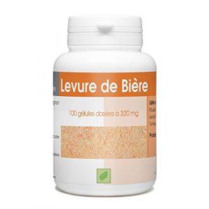 Levure de Bière Revivifiable – 320 mg -100 gélules