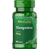 manganèse 50 mg 100 Comprimes