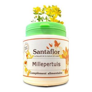 Millepertuis gélules120 gélules gélatine végétale
